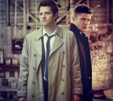 More than friends by mrsVSnape