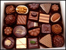 Life is a box of chocolate by S-H-M-I-L-Y
