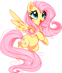 {MLP} Fluttershy by Susouris