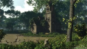 Abandoned Places part 3 by 3DLandscapeArtist