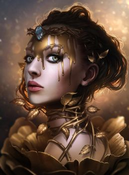 All That Glitters by arcipello