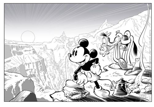 Mickey Mouse by CarlosMota