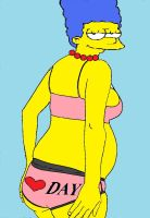 brother-fuck-marge-simpson-is-naked-and-pregnant-big-black-dick