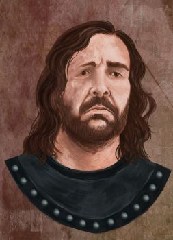 The Hound by LukeMill