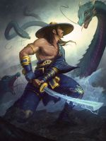 Susano Gold by Andantonius