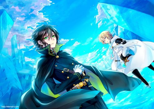 Owari no Seraph by Eternal-S