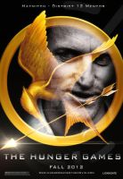 Hunger Games Haymitch Poster by heatona