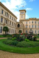Osborne house Stock 20 by Malleni-Stock