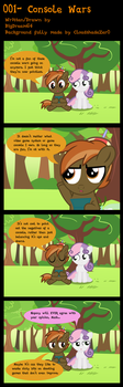 001- Console Wars by FloofPuppy-64