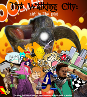 Left In The Dust: Walking City SE by WonderfulWiz