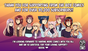Thanks for Subscribing! by Little-Miss-Boxie