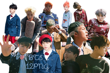 BTS PNG Pack {Young Forever 2} by kamjong-kai