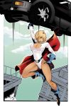 I am POWER GIRL by emy-lee69