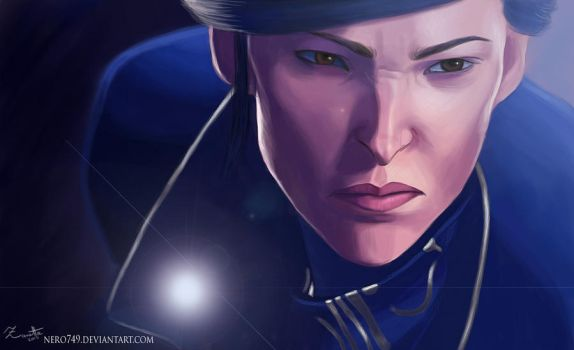 Dishonored 2 by Nero749