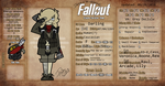 Darling Ref Sheet [UPDATED Fallout NV OC] by EmperorPsycho