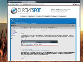 Chrome - OperaV1 - ChromeSpot by Thorny23