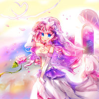Pink Bride by Lapia