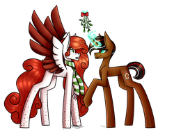 What are Christmasy names 2 .:Ych:. by BlackKnightGames03