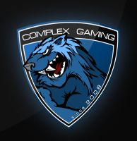 Complex Gaming Logo by TheDpStudio