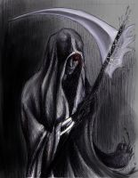Don't fear the reaper by Em-j-akahana