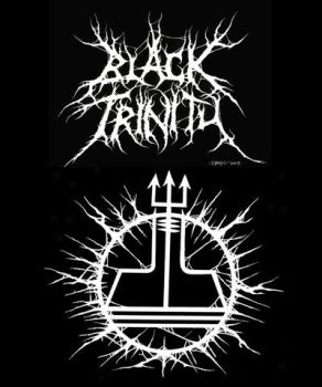 Black Trinity sigil by ArtsOfTheUnspeakable