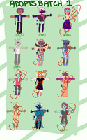 Adopts Batch #1 (POINTS) (OPEN) (3 LEFT) by NoContextWhatsoever