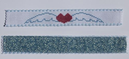 Heart with Wings Bookmark by AlaskanAsh