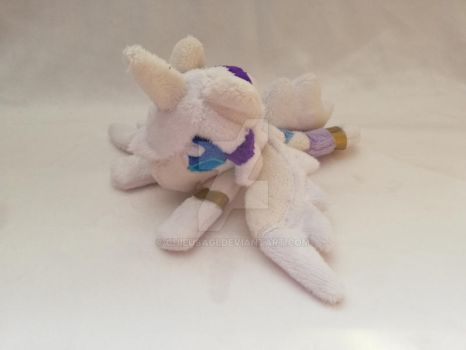 Glamis Beanie Plush Commission by ChieUsagi