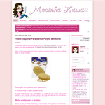 Mocinha Kawaii Design 02 by heglys