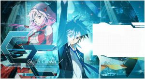 Guilty Crown by Seirenn