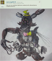 WITHERED NIGHTBOXY (FNAF FUSION 3) by RIAEA