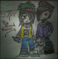 BOTDF The Blood Family! by Kkwolfie123