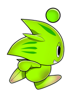Runner Chao by Cores-Corner