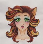 Cat girl by CeciliaX