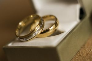 Wedding Rings 12492221 by StockProject1