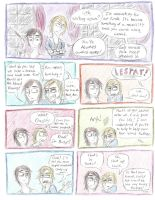 Vampire Chronicles Comic by QuinnthePrincess