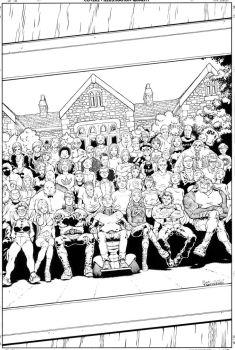 Quitely X Men 126 cover by TimTownsend