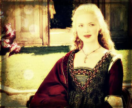 The Young Lucrezia by Eden16