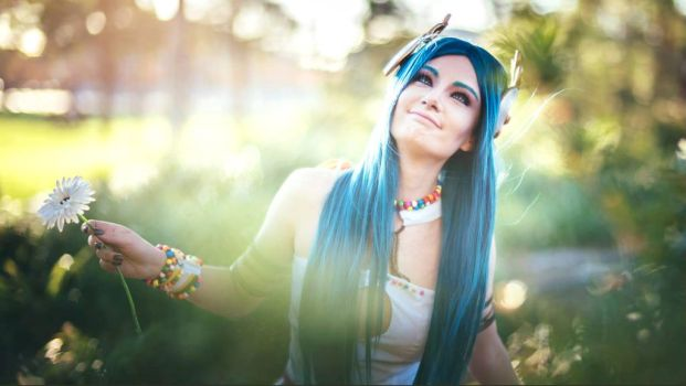 Yeul Cosplay by AllyAuer