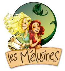 Les Melusines - visual ID by Pika-la-Cynique