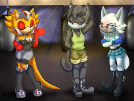 [Com] Heated Gym by Sonleeforever5