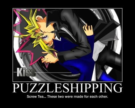 Puzzleshipping by Namikaze165