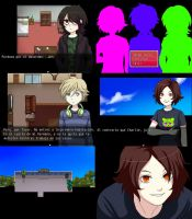 BLOOD SOUP RPG MAKER GAME  ENGLISH/SPANISH by Mafer