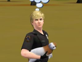 Sims 3: England's derp face by Whitefang45