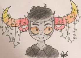 Tavros. by MlleYume
