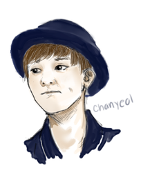Chanyeol by Nicole1102