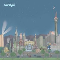 Vegas by discogangsta