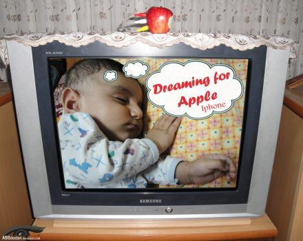 Dreaming for Apple by absdostan