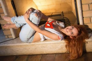 Mary Jane Cosplay by ThamySorel