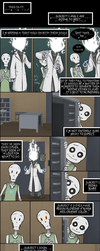 Who is that weird-looking skeleton by zarla